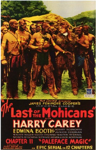 Amazon.com: The Last of the Mohicans Framed Poster Movie B ...