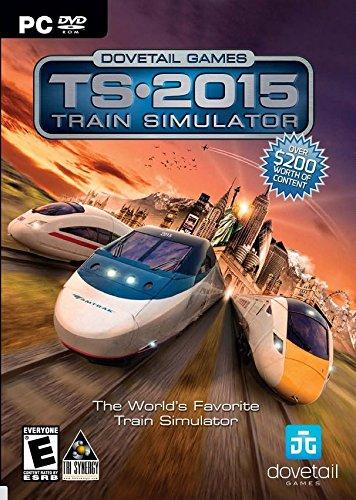 Train Simulator 2015 (PC (Direct Route Dvd)