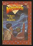 The Mystery of the Blazing Cliffs, Mary V. Carey and Robert Arthur, 0679832599