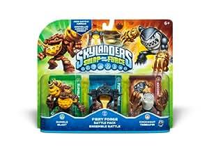 Skylanders Swap Force - Battle Pack - FIERY FORGE  - Wii U