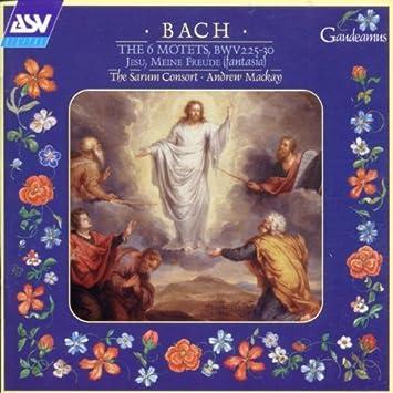 Johann Sebastian Bach, Robert Quinney, Sarum Consort, Andrew ...