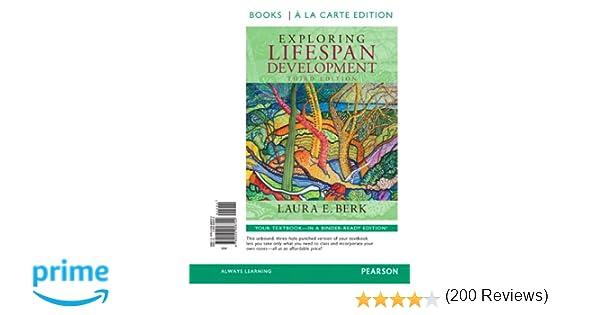 Amazon exploring lifespan development books a la carte edition amazon exploring lifespan development books a la carte edition 3rd edition 9780205958702 laura e berk books fandeluxe Image collections