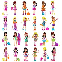 Polly Pocket- New Polly Doll And Accessory