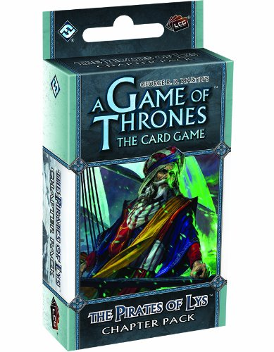 A Game of Thrones: The Card Game - The Pirates of Lys Chapter Pack