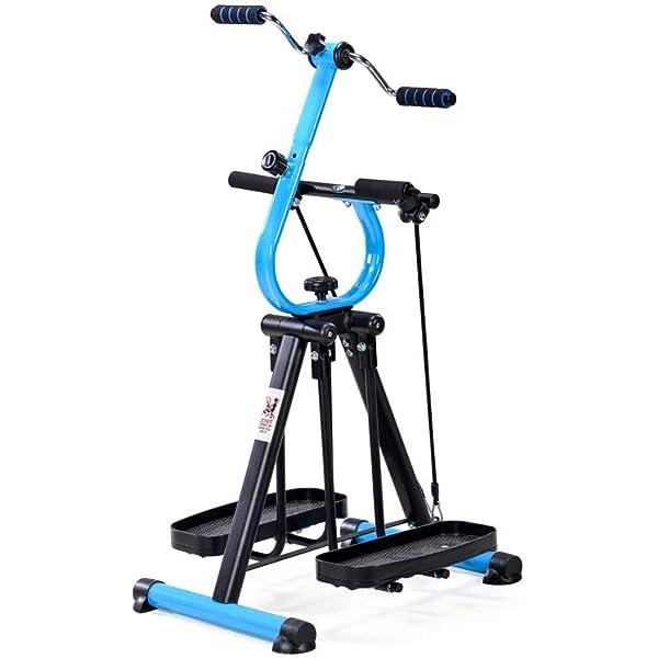 Dmail - Bicicleta estática multifunción Master Gym: Amazon.es: Hogar