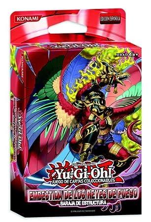 Embestida De Los Reyes De Fuego-Baraja de Estructura YuGiOh!