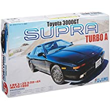 1/24 inch up series No. 025 3 0 Toyota Supra Turbo A 1987 (japan import)