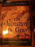 The Signature of God, Grant R. Jeffrey, 0921714327