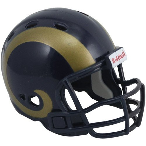 Riddell St Louis Rams Revolution Pocket Pro Collectible Helmet by Riddell by Riddell