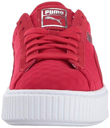 Puma Femmes Panier Plate-forme De Wn Sneaker Toreador-toreador