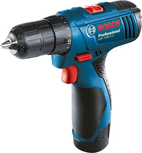 Bosch GSR 1080-2-Li Professional Cordless Drill/Driver - Body Only