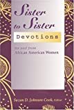 img - for Sister to Sister: Devotions for and from African American Women (Sister to Sister Series) book / textbook / text book