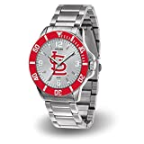 : Rico (Dead) St Louis Cardinals MLB Key Watch with Stainless Steel Band