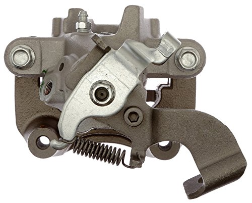 Raybestos Brakes FRC12301N Brake Parts Inc Raybestos Element3 New Semi-Loaded Disc Brake Caliper and Bracket Assembly Disc Brake Caliper Raybestos Element3 New Semi-Loaded Caliper & Bracket Assy