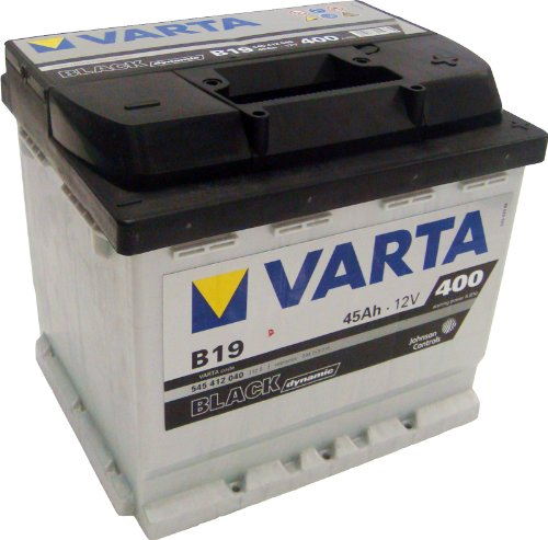 Varta 5454120403122 Starterbatterie B19 (Preis inkl. EUR 7,50 Pfand)