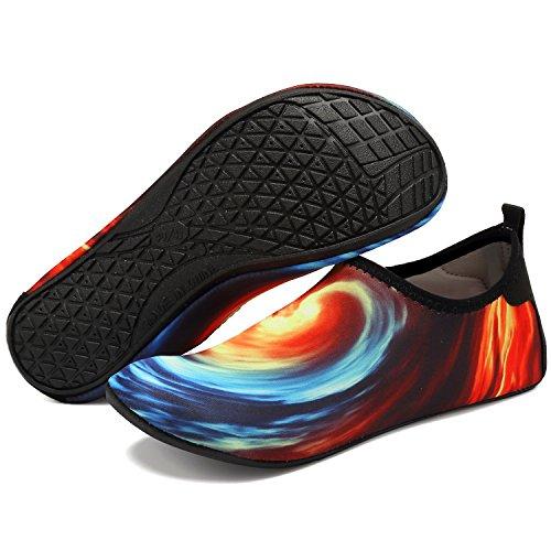 Slip Aqua Sports Shoes Water VIFUUR Women Dry for Kids Men Yoga on Whirlpool Barefoot Quick Socks z4wYqY