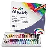 Oil Pastels, 432/PK, Multi, Sold as 1 Package - Pentel Oil Pastels, 432/PK, Multi