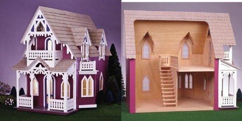 Vineyard Cottage Dollhouse