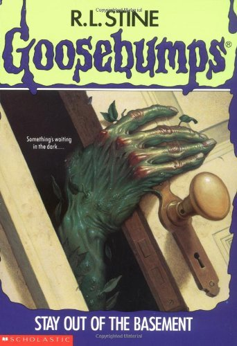 Stay Out of the Basement by R. L. Stine (August 19,1995) ()