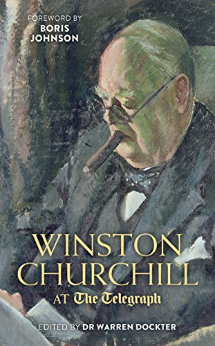 Winston Churchill at the Telegraph