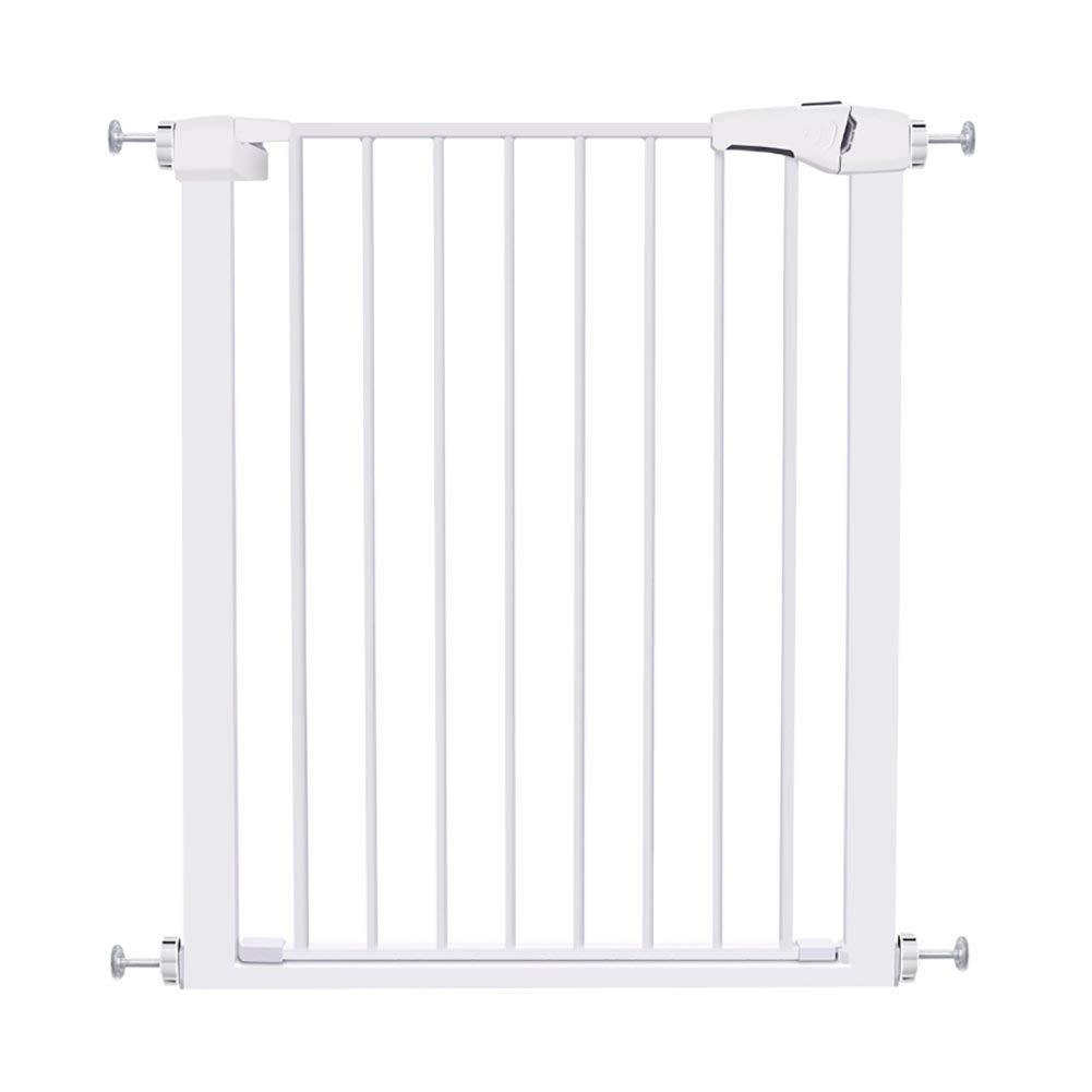 安全扉ペットドア付き拡張可能なベビーゲートベビーゲート階段用拡張可能なベビーゲート96cm高め子(サイズ:102-109cm)   B07SW6NNR1