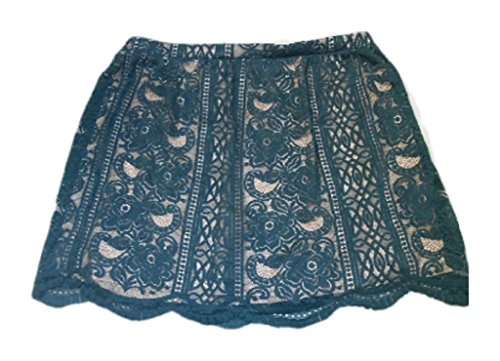 Xhilaration Juniors Lace Skirt - 3