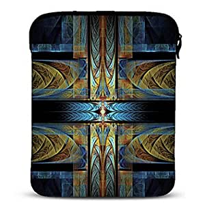 "ZCL The Gates of Hell Neoprene Tablet Sleeve Case for 10"" Samsung Galaxy Tab2, iPad, Motorola Xoom"