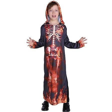 Jsmily Disfraz De Halloween For Niños Disfraz De Mascarada Cosplay ...