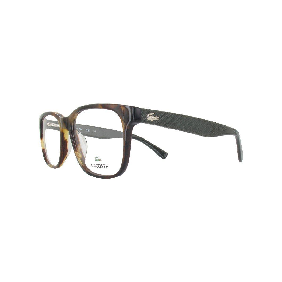 Lacoste Brillengestelle L2769 Monturas de gafas Marr/ón Braun 54.0 para Hombre