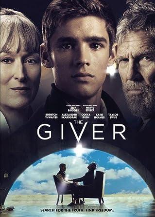 Amazon com: The Giver DVD: Jeff Bridges, Meryl Streep