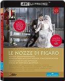 DVD - Le nozze di Figaro - 4k Ultra HD Bluray [Blu-ray]