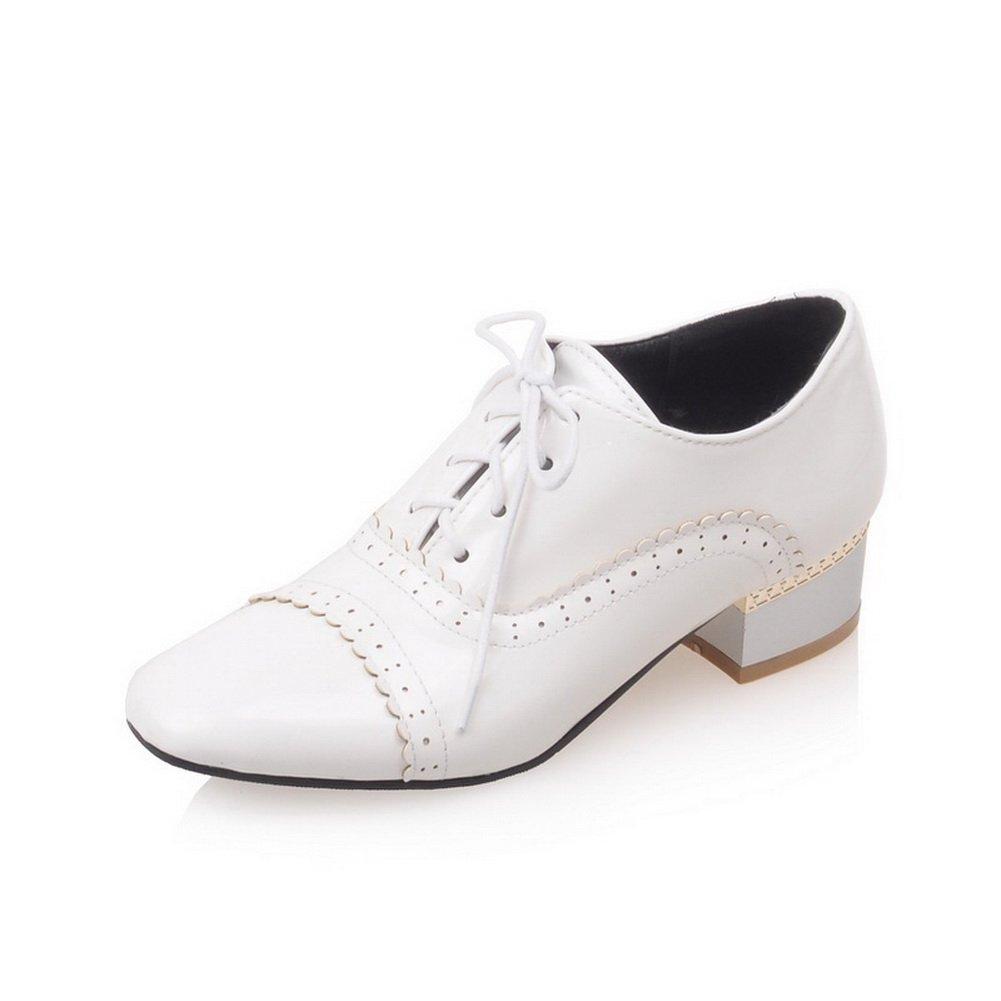 AdeeSu Adee Scarpe Col Tacco Donna Bianco (bianca), (bianca), (bianca), 43 EU, SDC01025 ac212a