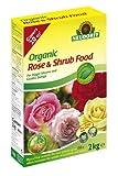 Doff Portland Ltd Neudorff 2Kg Organic Rose and Shrub Plant Food
