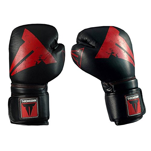 Throwdown Boxhandschuhe Protator 2.0 - Leder Leder Leder - Boxhandschuhe MMA Kickboxen Sparring Muay Thai B071LCGVJC Boxhandschuhe Rechtzeitige Aktualisierung 7c2e04