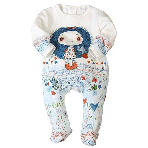 boboli, PELELE TERCIOPELO - Pelele para bebés, color blanco quimico, talla 1 mes: Amazon.es: Ropa y accesorios