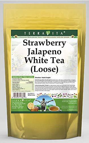 Strawberry Jalapeno White Tea (Loose) (8 oz, ZIN: 545915)