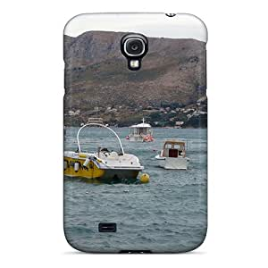 Galaxy High Quality Tpu Case/ Cavtat WarVvmh4114Etukv Case Cover For Galaxy S4
