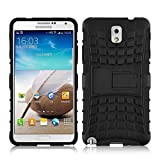 Accessories Collection Hard Back Case With Stand For Galaxy Note 3