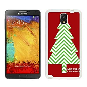 Individualization Christmas Tree White Samsung Galaxy Note 3 Case 15