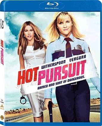 Hot Pursuit Region A Blu Ray Hong Kong Version Chinese Subtitled