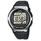 Casio Men's Quartz Watch with LCD Dial Digital Display