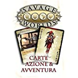 Savage Worlds - Carte Azione & Carte Avventura