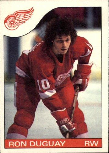 1985 Topps Hockey Card - 9