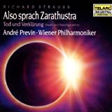 Strauss: Also Sprach Zarathustra / Tod und Verklarung