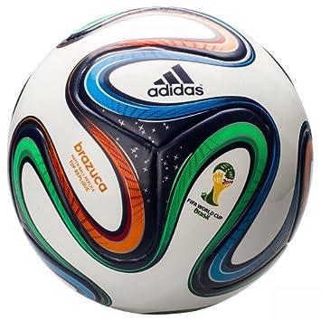 adidas Glider Balón de Fútbol (Brazuca Réplica Oficial Mundial de ...