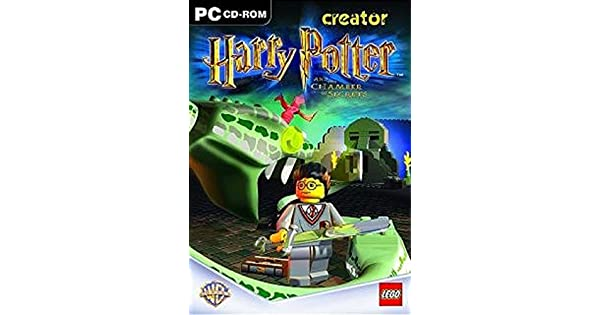 Amazon.com: LEGO Creator: Harry Potter and the Chamber of Secrets ...