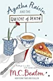 Front cover for the book Agatha Raisin and the Quiche of Death by M. C. Beaton