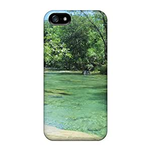 High-quality Durability Case For Iphone 5/5s(summer River)