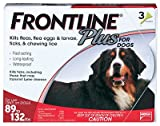 Premium Pet Products 287310 Flea & Tick Killer, For XL Dogs, 3-Doses - Quantity 10