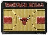 "WinCraft NBA Chicago Bulls Glass Cutting Board, 11"" x"